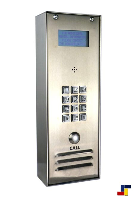 Multi Resident Telephone Entry Phone For Apartment Access