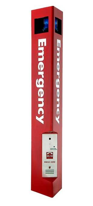Wall Mounted Emergency Phones